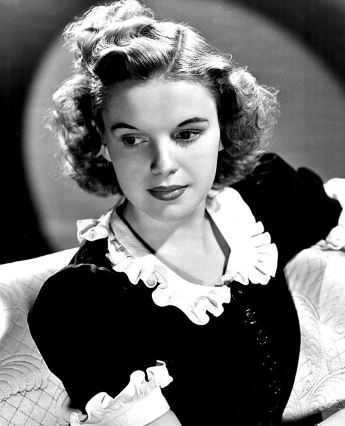 judy garland actress vintage