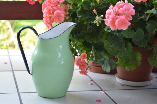 jug pitcher metal