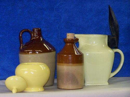 jug still life table