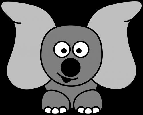 jug ears elephant dumbo