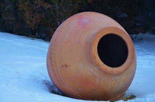 jugs pottery fragile