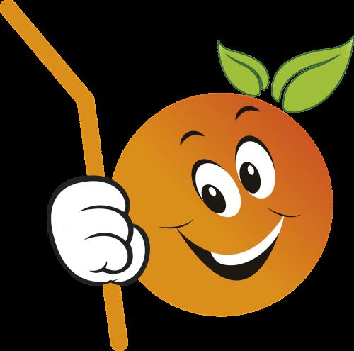 juice orange sorbet