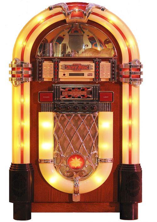 jukebox fifties rock 'n' roll