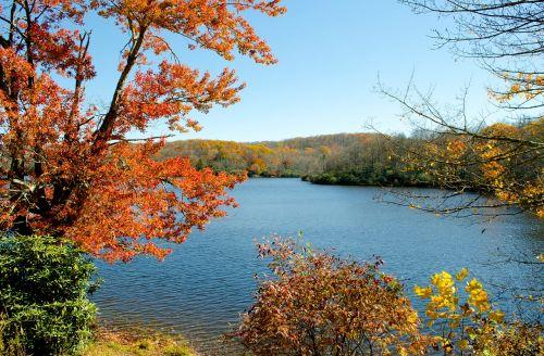 julian price lake mountain lake autumn