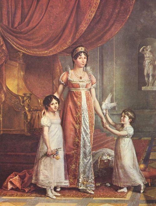 julie clary wicar queen of naples