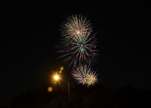 july 4th independence day fireworks