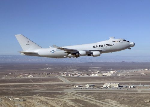 jumbo jet boeing airborne laser