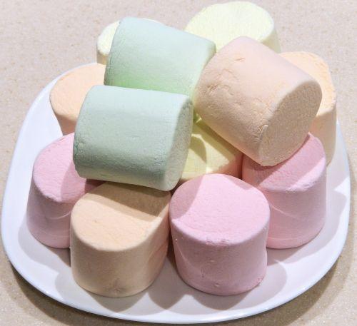 jumbo marshmallows fruit flavor sweet