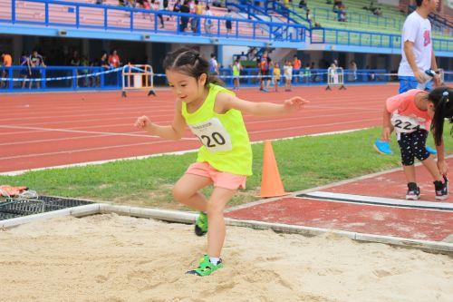 jump long jump field