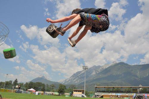 jump sport hop