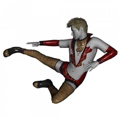Jumping Man 2