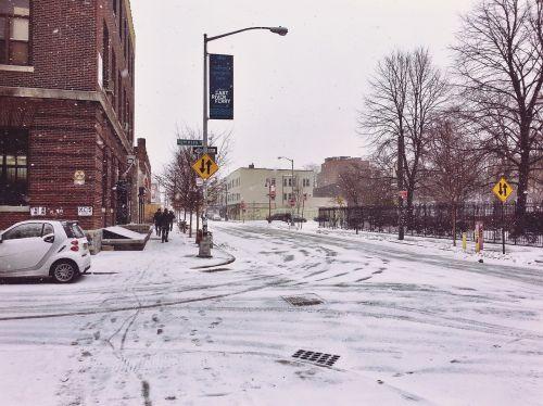 junction crossing winter