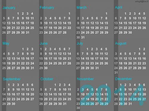 June July August September