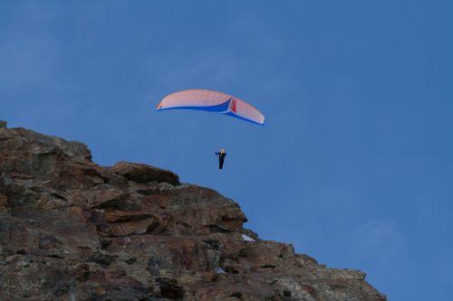 jungfraujoch paragliding risk