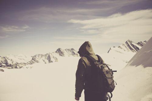 jungfraujoch summit mountain
