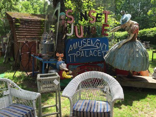 junk haunted carnival