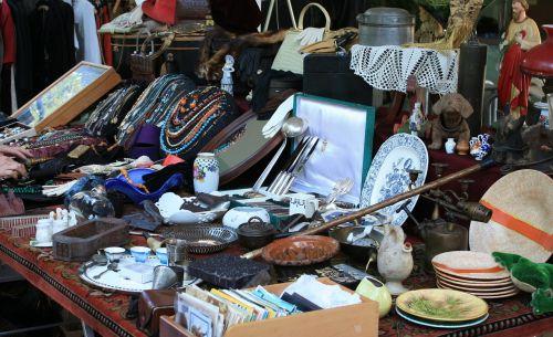 junk flea market browse