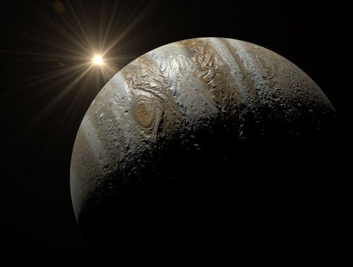 jupiter sky space
