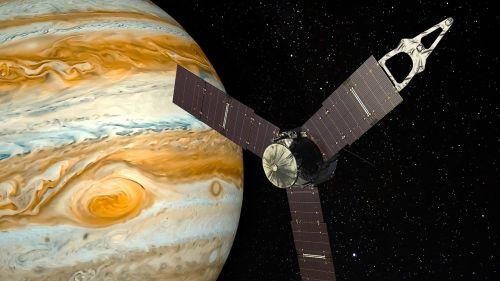 jupiter planet space probe