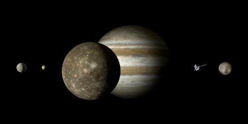 jupiter callisto jupiter moon
