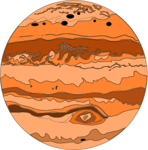 jupiter astronomy space