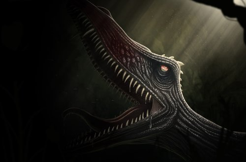 jurassic  dinosaur  prehistoric