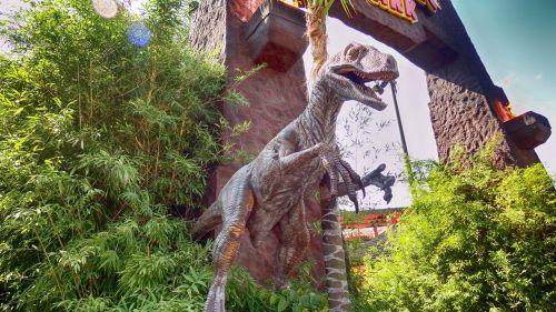 jurassic world t-rex reptile