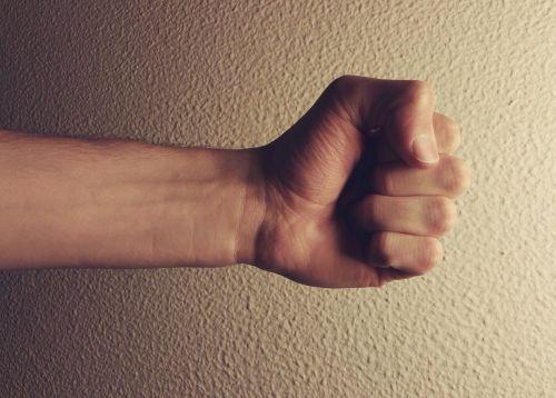 just fist firmness
