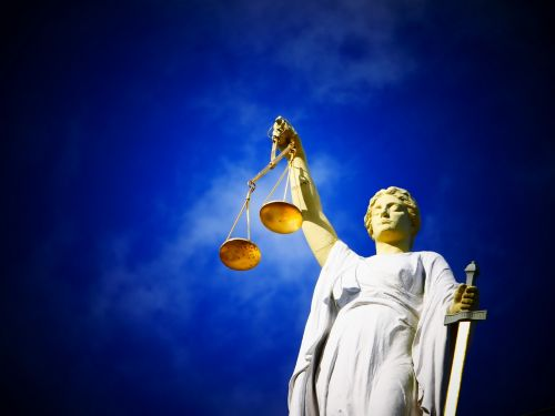 justice right case-law