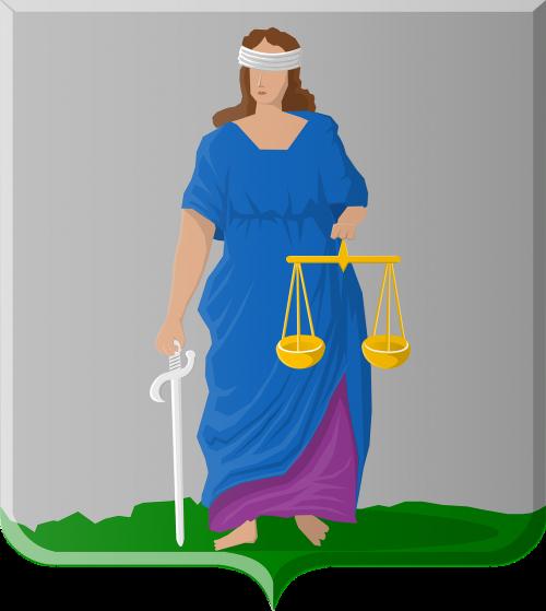 justicia justice justice scale