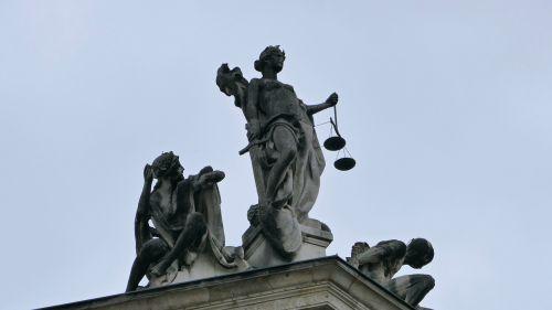 justizia justice symbol justice building