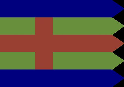 jutland flag denmark