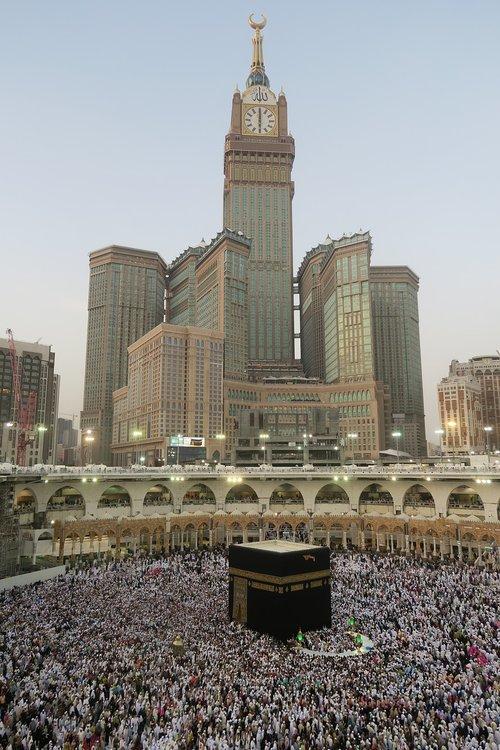 kaaba  harem  the pilgrim's guide