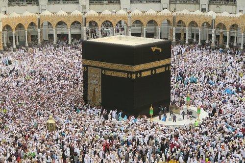 kaaba  harem  mecca