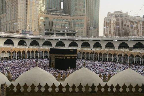 kaaba  mecca  harem
