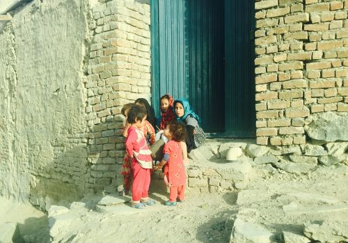 kabul children poverty