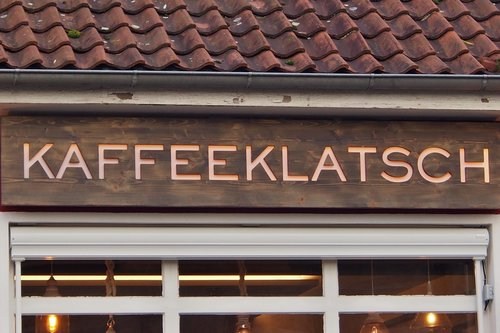 kaffeeklatsch  shield  name