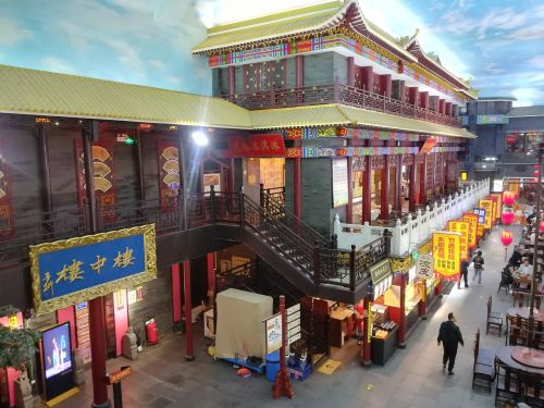 kaifeng the night market ancient charm