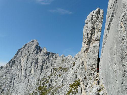 kaindl stewart tower mountains pinnacle