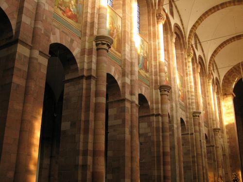 kaiser dom speyer church
