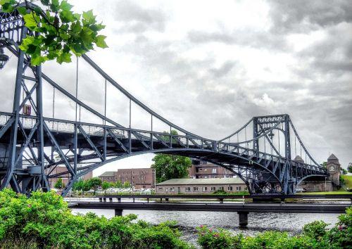 kaiser wilhelm bridge wilhelmshaven