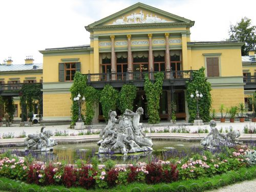 kaiservilla bad ischl österreich