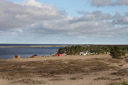 kalajoki sandbanks tourist spot