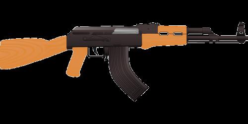 kalashnikov rifle russian