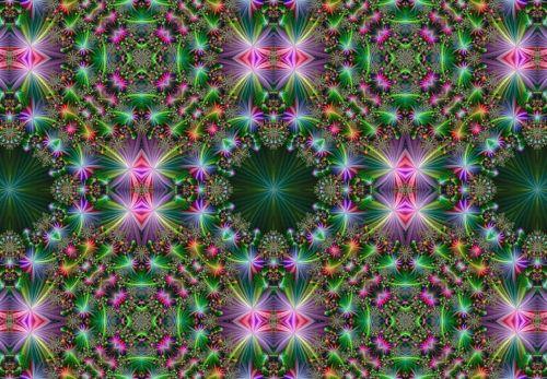 kaleidoscope digital kaleidoscope fractal