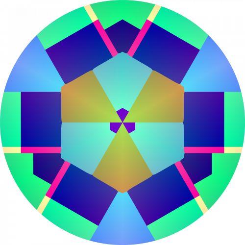 Kaleidoscope Of Rectangles