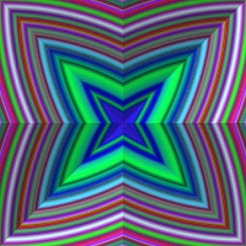 Kaleidoscopic Circles
