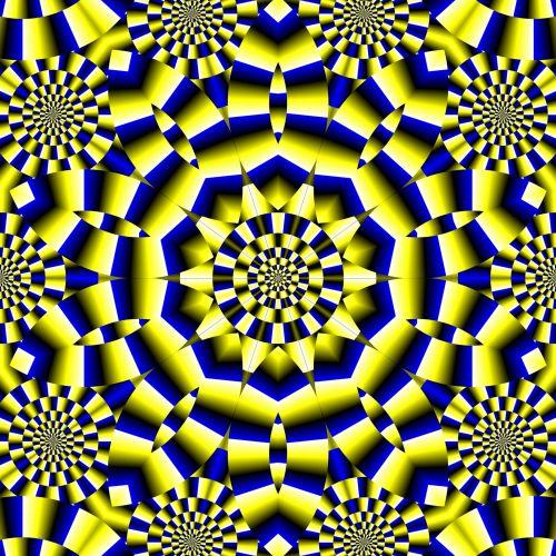 Kaleidoscopic Illusion