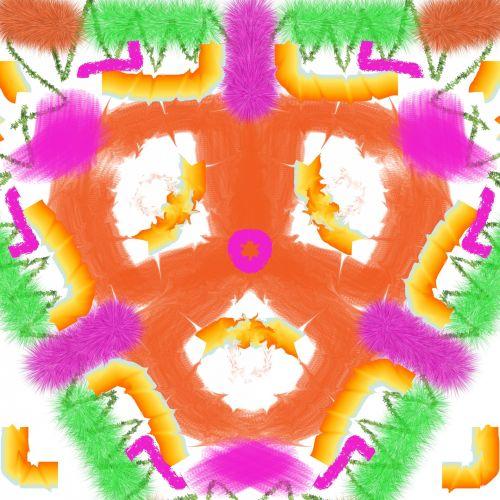 Kaleidoscopic Mess
