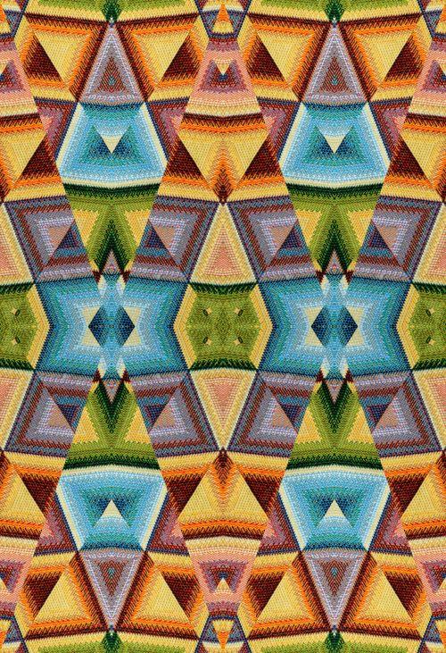 Kaleidoscopic Pattern